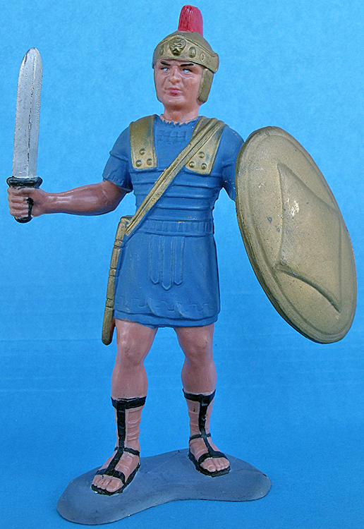 1:6th Scale Marx Viking Gold Spear